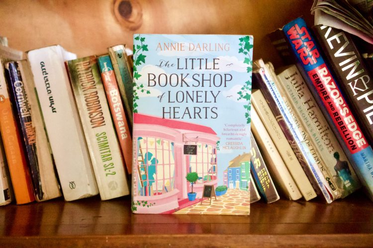 The Little Bookshop of Lonely Hearts (Lonely Hearts Bookshop #1) by Annie Darling | Erica Robbin