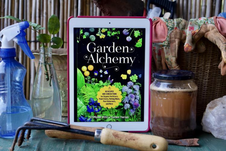 Garden Alchemy by Stephanie Rose | Erica Robbin