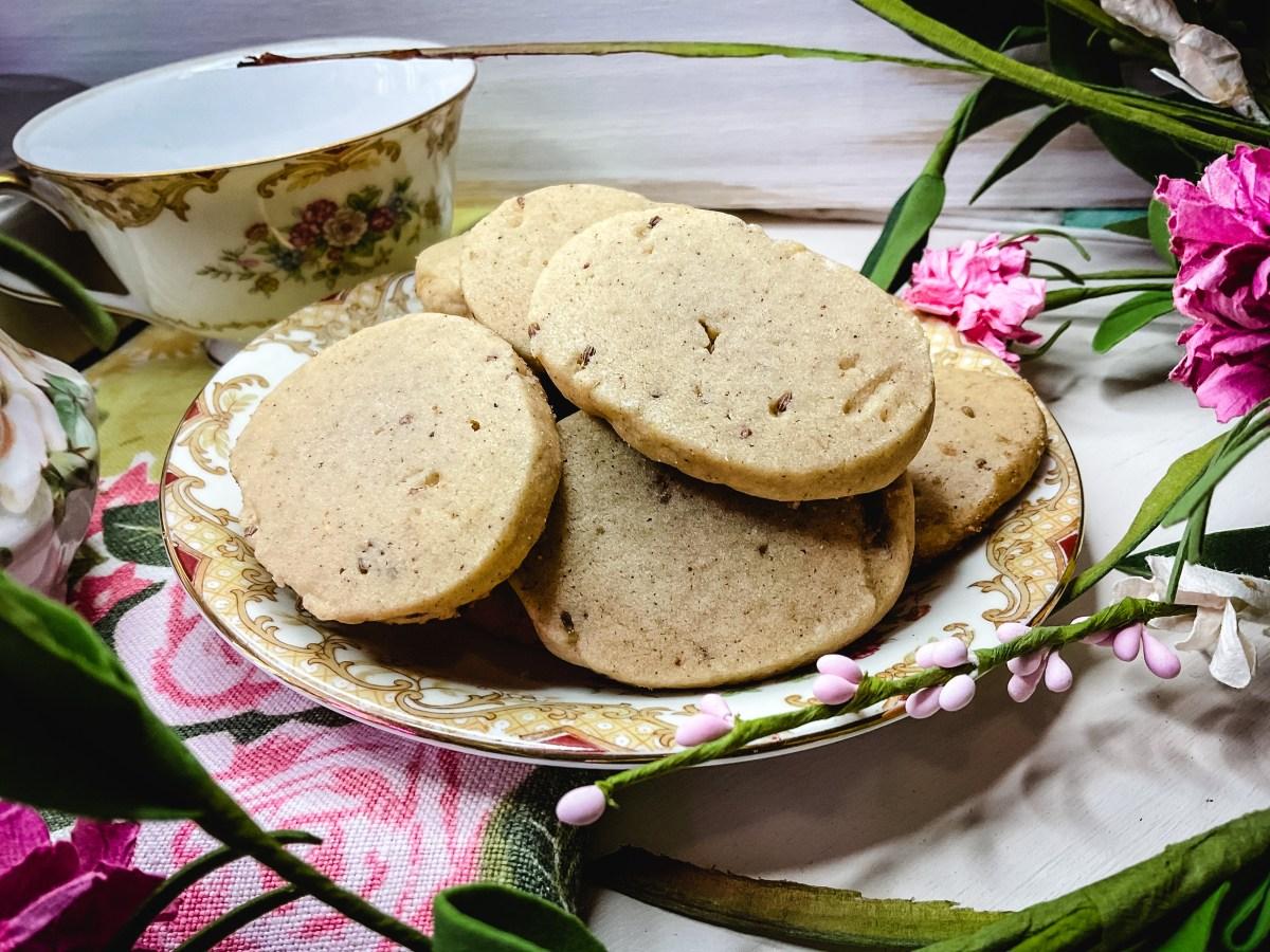 Anise Cutout Cookies   Erica Robbin
